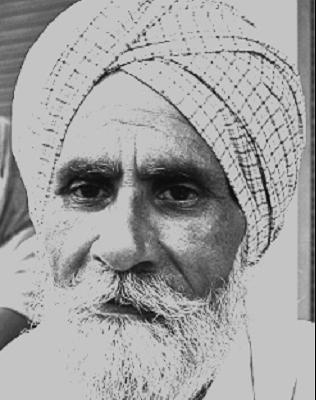 Sardar. Bhagwan Singh